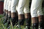 Jockey Legs