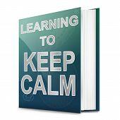Keep Calm Concept. poster