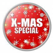Xmas Special Button