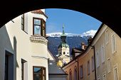 pic of south tyrol  - The city of Brixen  - JPG
