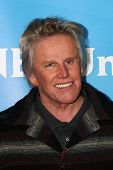 LOS ANGELES - JAN 6:  Gary Busey attends the NBCUniversal 2013 TCA Winter Press Tour at Langham Huntington Hotel on January 6, 2013 in Pasadena, CA