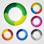 Vector Circle Set