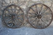Cart-wheels