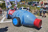 The Bottle Vehicle