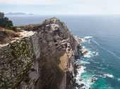 Rocky Shoreline Cape Point