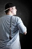 image of rapper  - Rapper attitude rap singer hip Hop Dancer performing - JPG