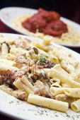 Grilled Chicken Pasta