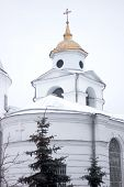 Holy Cross Ukrainian Orthodox Church in Kiev Podol