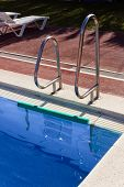 Pool Ladder.