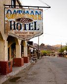 Route 66: Oatman Hotel, Oatman, AZ