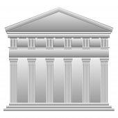 Doric Greek Temple