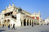 Cloth Hall, Sukiennice In Krakow