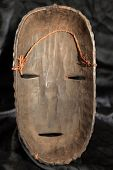 African Tribal Mask - Luba Tribe