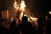 Fire Festival in Japan