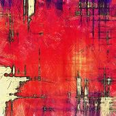 Old abstract grunge background