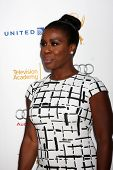 LOS ANGELES - AUG 23:  Uzo Aduba at the Television Academy's Perfomers Nominee Reception at Pacific