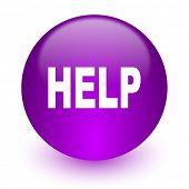 help internet icon