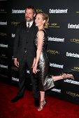 LOS ANGELES - AUG 23:  James Tupper, Anne Heche at the 2014 Entertainment Weekly Pre-Emmy Party at F