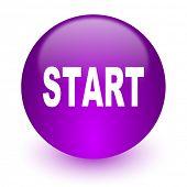 start internet icon