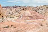Crazy Hill, Valley Of Fire State Park, Nv
