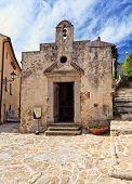 San Liborio Chapel In Marciana