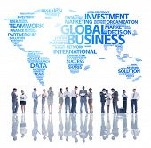 The Global Business Team