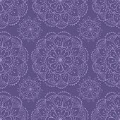 Henna Seamless Pattern