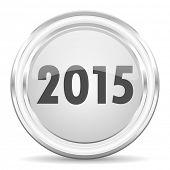 new year 2015 internet icon