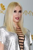 LOS ANGELES - AUG 25:  Gwen Stefani at the 2014 Primetime Emmy Awards - Press Room at Nokia Theater at LA Live on August 25, 2014 in Los Angeles, CA