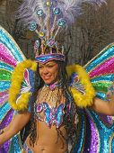 Carnival - Brazilian dancer
