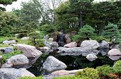 Japanese Garden In Saint Paul