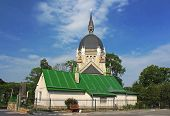 picture of ascension  - View of Church of Ascension of Lord in Lviv - JPG