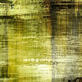 art abstract colorful silk textured blurred background in green and gold colors