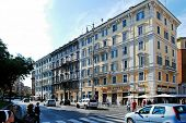 Rome City Street Life On May 31, 2014
