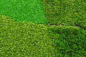 artificial  grass turf selection