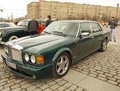 Retro Car Bentley