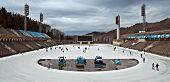 Almaty - Medeo Outdoor Stadium