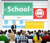 School Education Learning Study Knowledge Seminar Conference Concept