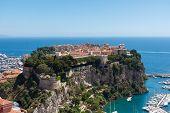 Monaco-Ville Le Rocher, Old Town