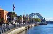 Sydney Harbour Bridge & Museum Of Contemporary Art