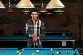 The Billiard Player