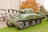 American Medium Tank Sherman M4A1