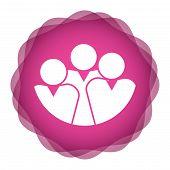 Team Or Family Icon