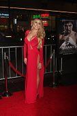 LOS ANGELES - JAN 20:  Chantel Zales at the