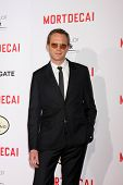 LOS ANGELES - JAN 21:  Paul Bettany at the