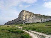 White Rock In The Crimea