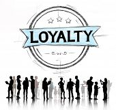 image of loyalty  - Loyalty Values Honesty Integrity Honest Concept - JPG
