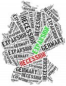 pic of stagnation  - Expansion and recession in Germany - JPG