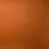 Orange Leatherette Background