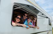 picture of motorhome  - Family vacation - JPG